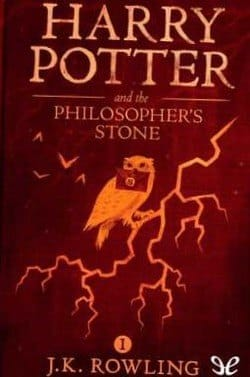 descargar libro Harry Potter and the Philosophers Stone Brit ed